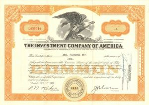 Investment Company of America