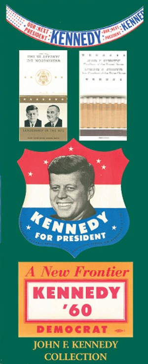 John F. Kennedy Collection - SOLD