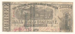 New Orleans, Jackson & Great Northern Railroad Company
