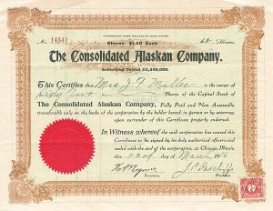Consolidated Alaskan Company
