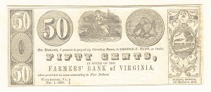 Farmers Bank of Virginia - SOLD