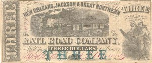 The New Orleans, Jackson & Great Northern Railroad Company - SOLD