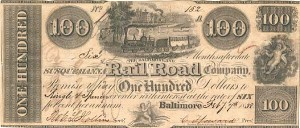 The Baltimore and Susquehanna Railroad Company - SOLD