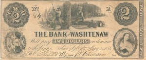 The Bank of Washtenaw - SOLD