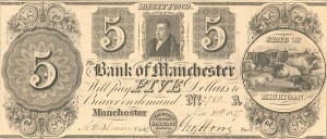 The Bank of Manchester - SOLD