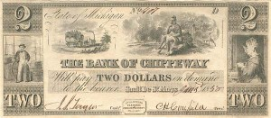 The Bank of Chippeway - SOLD