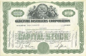 Oldetyme Distillers Corporation