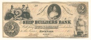 Ship Builders Bank - SOLD