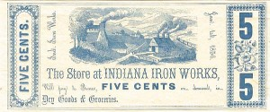 The Store at Indiana Iron Works - SOLD