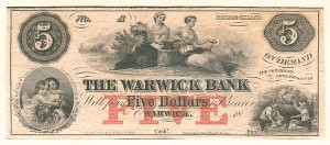 The Warwick Bank - SOLD