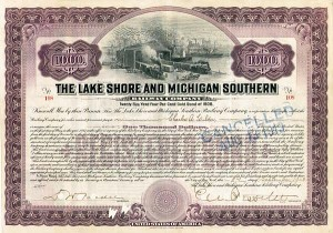 Lake Shore & Michigan Southern Railway