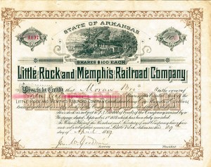 Little Rock & Memphis Railroad Company
