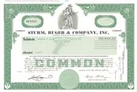 Sturm, Ruger & Co, Inc