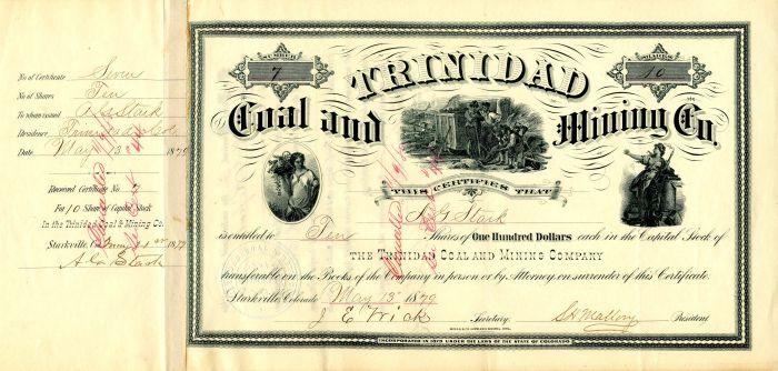Trinidad Coal and Mining Co.