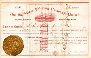 Manhattan Shipping Co
