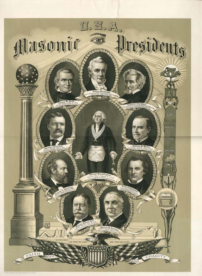 Masonic Presidents