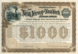 New Jersey and New York Railroad