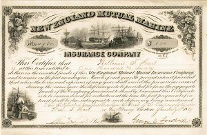 New England Mutual Marine Insurance Co