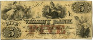 The Valley Bank of Maryland