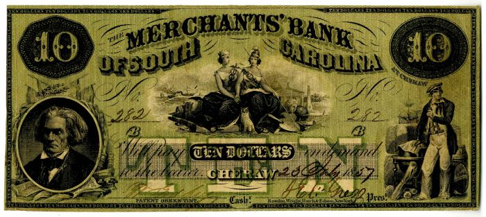 Merchants' Bank of South Carolina