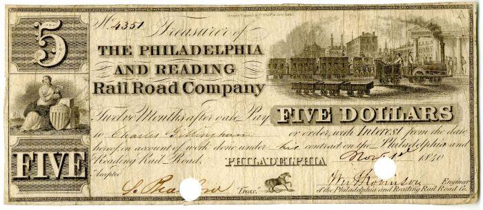 Philadelphia and Reading Railroad Company