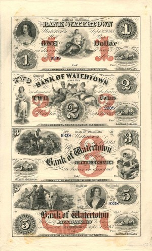Bank of Watertown