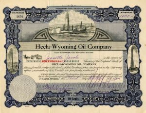 Hecla-Wyoming Oil Company