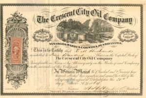 Crescent City Oil Company