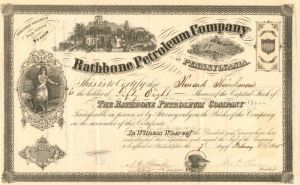 Rathbone Petroleum Company of Pennsylvania