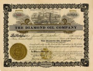Diamond Oil Company