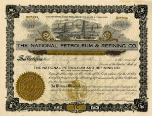National Petroleum & Refining Co.