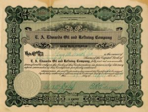 E. A. Edwards Oil and Refining Company