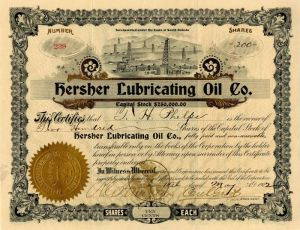 Hersher Lubricating Oil Co.