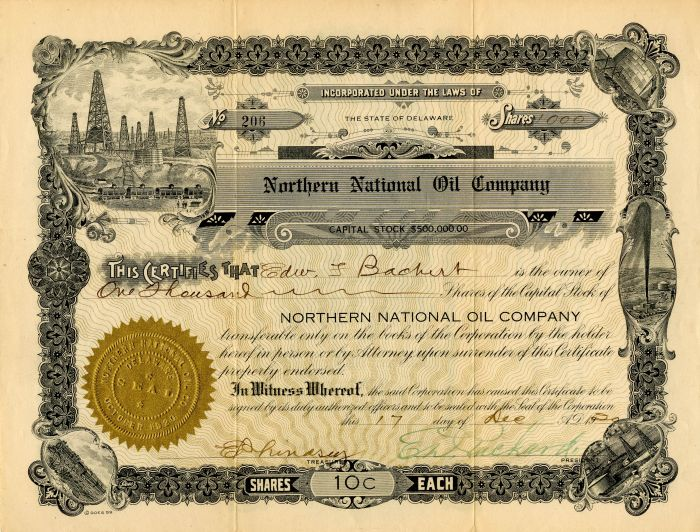 Northern National Oil Company