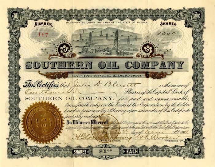 Southern Oil Company