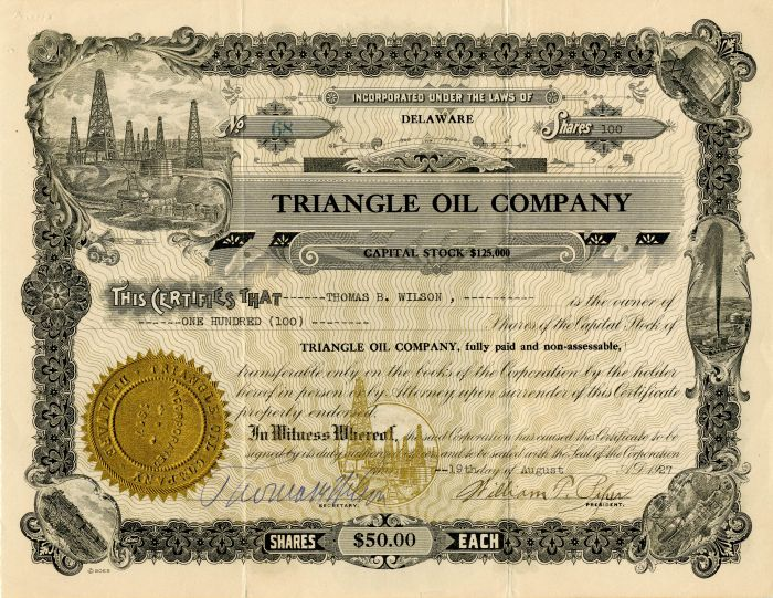 Triangle Oil Company
