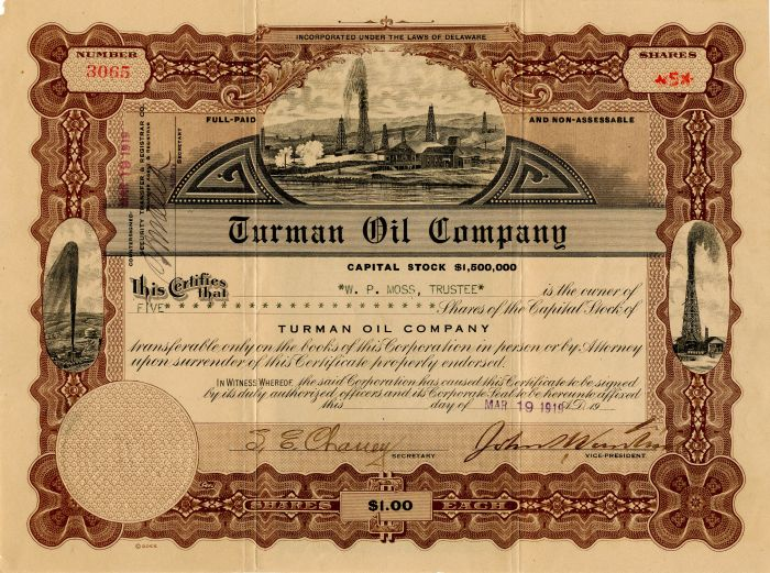 Turman Oil Company
