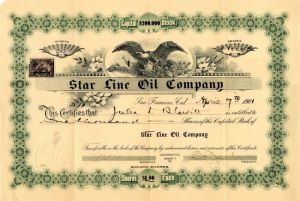 Star Line Oil Company