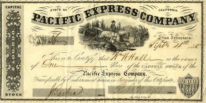 Pacific Express Company