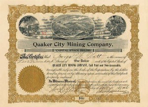 Quaker City Mining Co