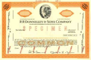 RR Donnelley & Sons Company
