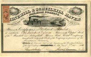 Minehill & Schuylkill Haven Railroad