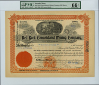 Red Rock Consolidated Mining Company