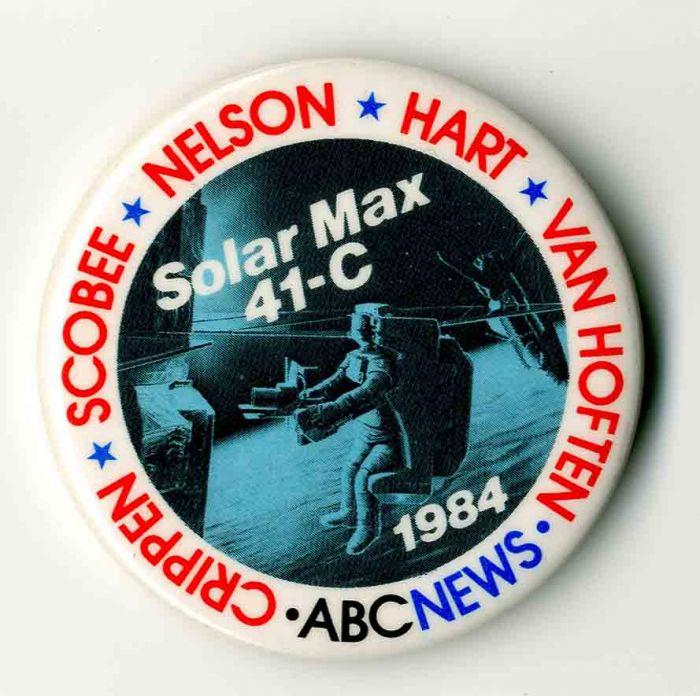 Solar Mac 41-C Pin