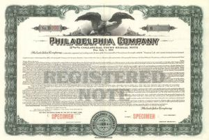 $10,000 bond Philadelphia Baltimore /& Washington RR Co