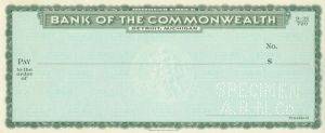 Bank of the Commonwealth