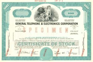 General Telephone & Electronics Corporation