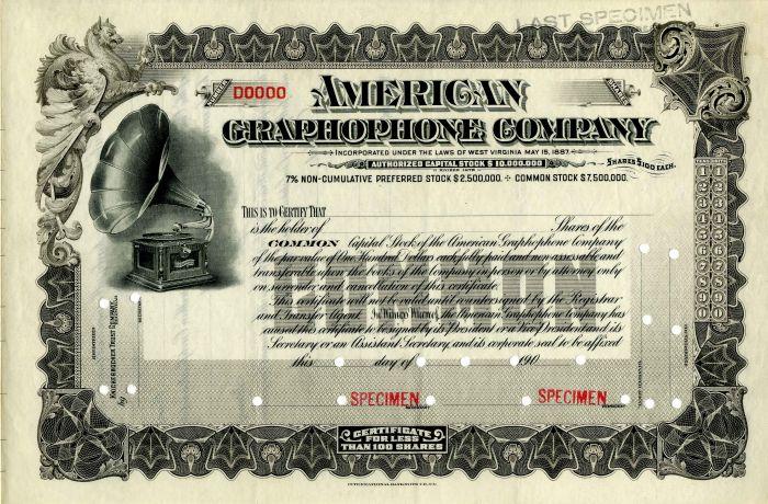American Graphophone Company