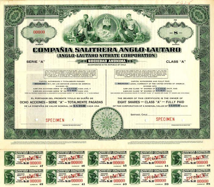 Compania Salitrera Anglo-Lautaro