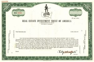 Real Estate Investment Trust of America